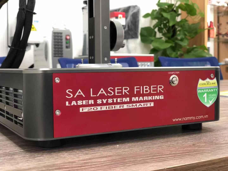 Máy Khắc Laser Fiber  SA F20SMART hình 2