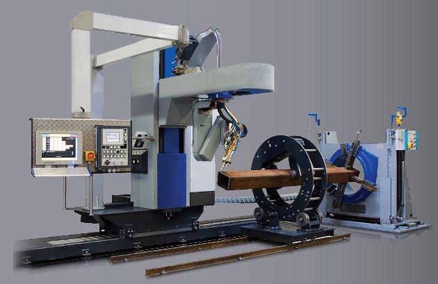 Máy CNC hoạt động vận hành